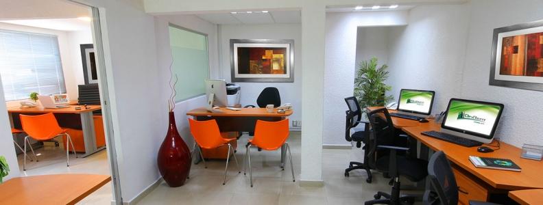 Motivos para escoger las Oficinas en renta DF de Ofirent
