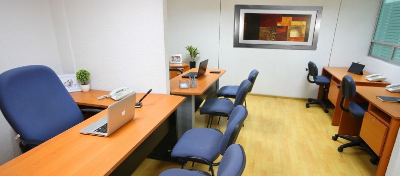 Las mejores zonas para buscar oficinas en renta en CDMX